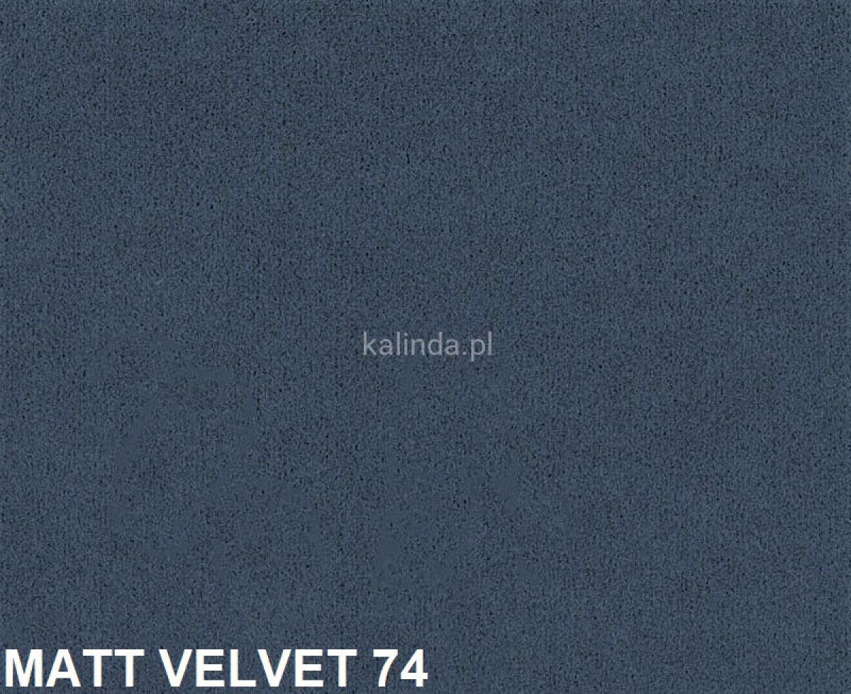 Matt Velvet tkanina tapicerska, meblowa