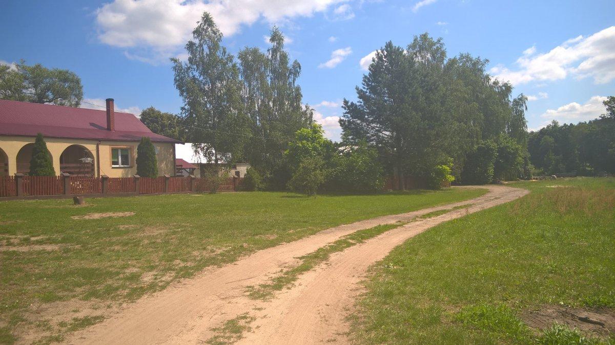 Gospodarstwo rolne-SPRZEDAM.