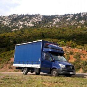 Transport przeprowadzki Majorka Ibiza Wyspy Kanaryjskie Jupiter Transport