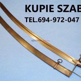 Kupie szable,bagnety,kordziki,noże stare Wojskowe