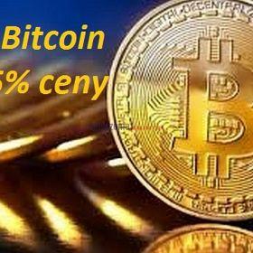 Pilnie kupię Bitcoin