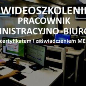 Szkolenie pracownik administracyjno - biurowy