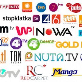 montaż instalacja naprawa serwis ustawianie anten naziemnej DVB-T