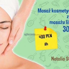 Zapraszamy na kurs masażu twarzy