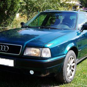 Audi 80 B4 AVANT, 1900 ccm z 1993 roku