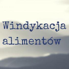 Windykacja Alimentów