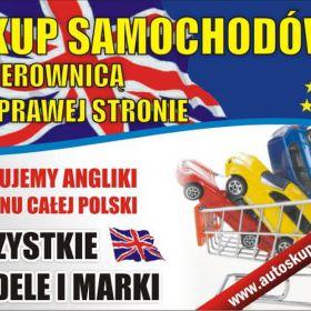Skup Anglików, Skup Aut z Anglii #Kraków, Tarnów i okolice# Najwyższe Ceny !