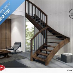 schody rintal-w styczniu montaż gratis