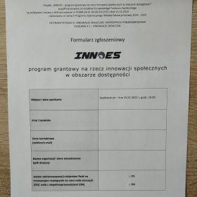Granty w wysokości 40.960 PLN na Innowacje Społeczne