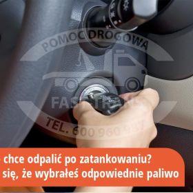 Auto holowanie pojazdów osobowych, dostawczych, ciężarowych - Poznań, kraj