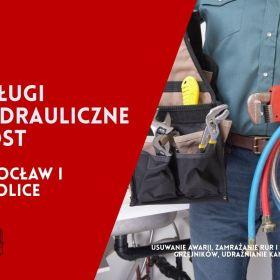 Solidne usługi hydrauliczne - Wrocław i okolice