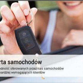 Tani wynajem samochodów i usługi car rental w mieście Mielec