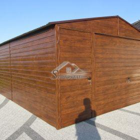 Garaż Blaszany ALFA  4X6