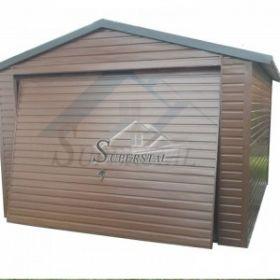 Garaż Blaszany 3,5X5 ALFA