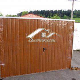 Brama Garażowa 2X2 Ocieplana