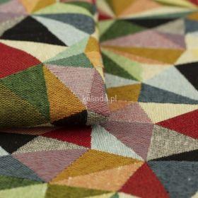 Tkanina obiciowa, tapicerska, Triangle