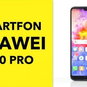 Wymiana szybki Reset gsm Huawei P20 Pro