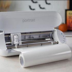 Ploter tnący, kreślący formatu A4 PORTRAIT 3 - wycinanie po obrysie, cięcie folii ploterowych, papierów, cienkich kartonów