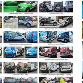 Druk wielkoformatowy, usługi poligraficzne, kasetony świetlne, litery 3d, oklejanie samochodów, oklejanie witryn