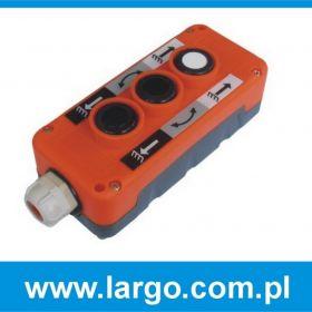4502874LG Kaseta sterowa 3 przyciskowa