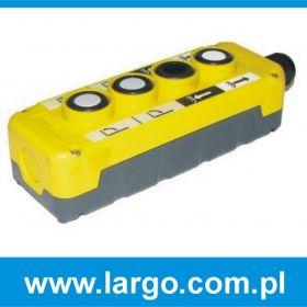 4502878LG Kaseta sterowa 4 przyciskowa - no name