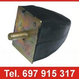4531065LG Odbojnik gumowy prostokątny