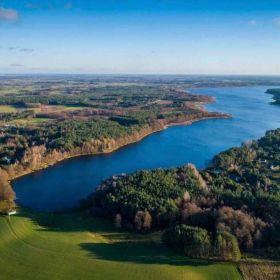 Działka rekreacyjna nad jeziorem Urszulewskim pełna własność z kw
