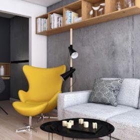Tynk dekoracyjny - METEORE 10 Valpaint - efekt betonu zestaw na 5m2